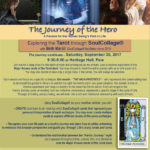 """Hero's Journey Session 3: """"The High Priestess"""" Archetype"""